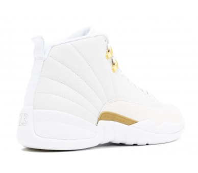 cheap for discount 5b3ff f8e05 Air Jordan 12 Retro Ovo White