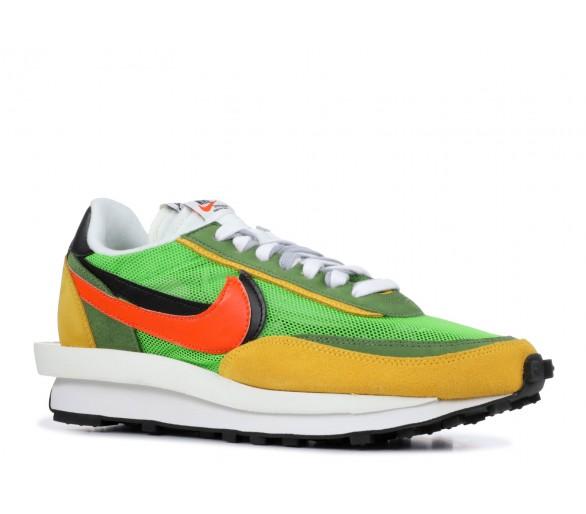 on sale fd92a a5912 Sacai x Nike LDV Waffle Green