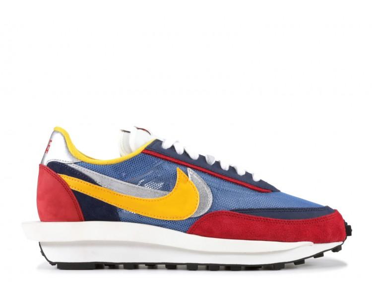 Sacai x Nike LD Waffle Blue