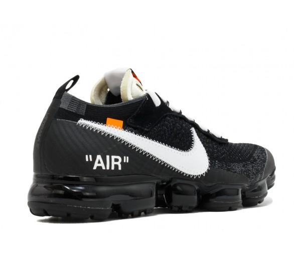 new styles aca24 e6de3 OffWhite x Nike Air Vapormax Total Black