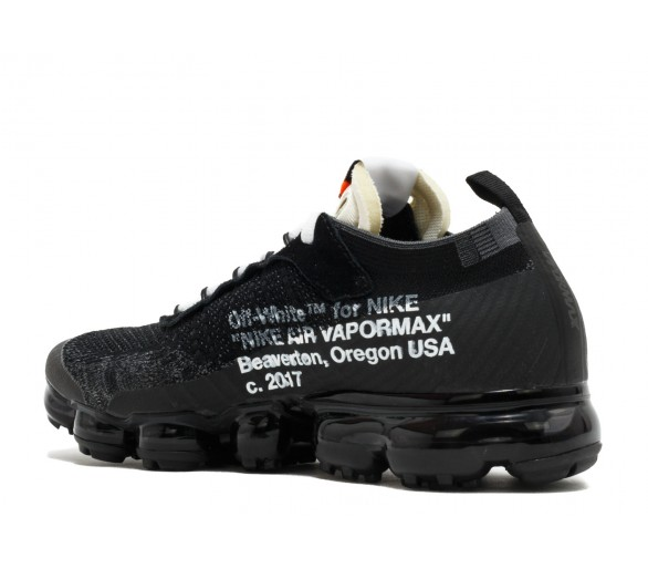 the best attitude 1d0f0 ab3c7 Off-White x Nike Air Vapormax Total Black