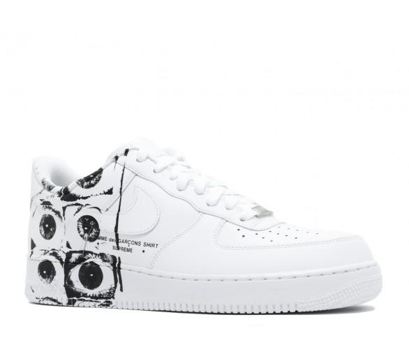 separation shoes 5dad7 5c62b Nike Air Force 1 Low x Supreme x Comme des Garcons