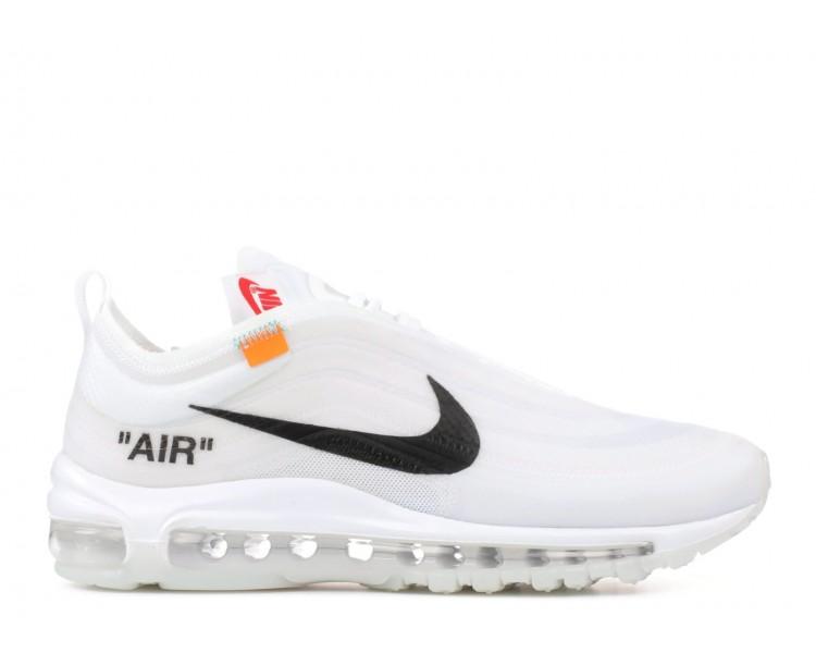 capitalismo Puntuación Pinchazo  OffWhite x Nike Air Max 97 OG White