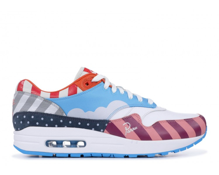 Nike Air Max 1 Parra Friends and Family