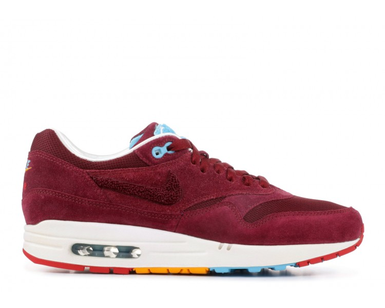 "Agua con gas Perseguir suficiente  Nike Air Max 1 Patta x Parra ""Cherrywood"""