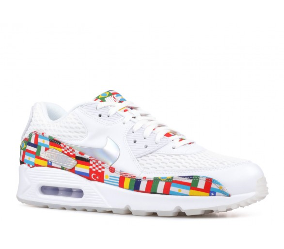 "e7ab662ebd Nike Air Max 90 NIC ""International Flag Pack"""