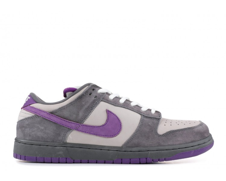 newest 1a9d7 2d15f Nike SB Dunk Low Purple Pigeon