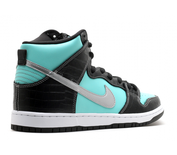 on sale 73b1d 67b81 Nike SB Dunk High Diamond Supply Co.