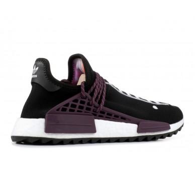 meet 10ab5 f9c4c Adidas NMD Human Race TR Holi Festival Core Black
