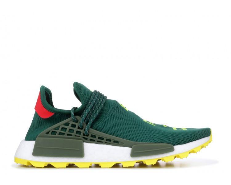 separation shoes b9785 0fd13 Adidas NMD Human Race NERD Green Yellow