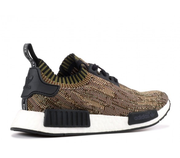 wholesale dealer 52fb3 224a3 Adidas NMD R1 PK Olive Camo