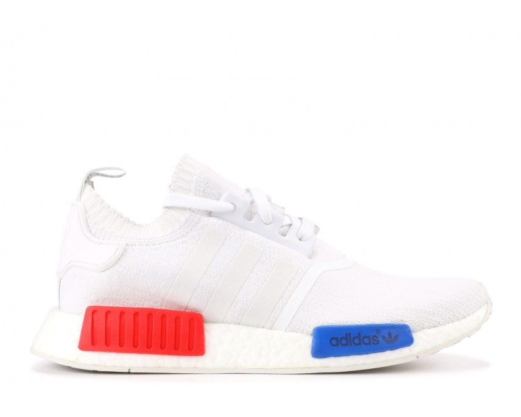 separation shoes 35a50 0e1d0 Adidas NMD R1 PK OG White