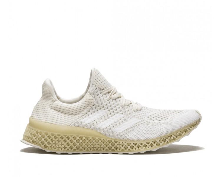 Adidas Futurecraft 3D Runner White