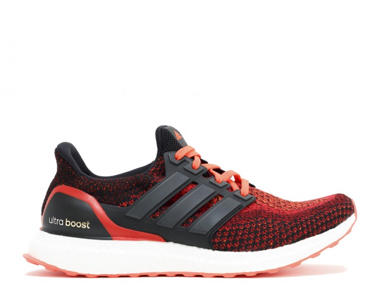 Adidas Ultra Boost 2.0 Solar Red
