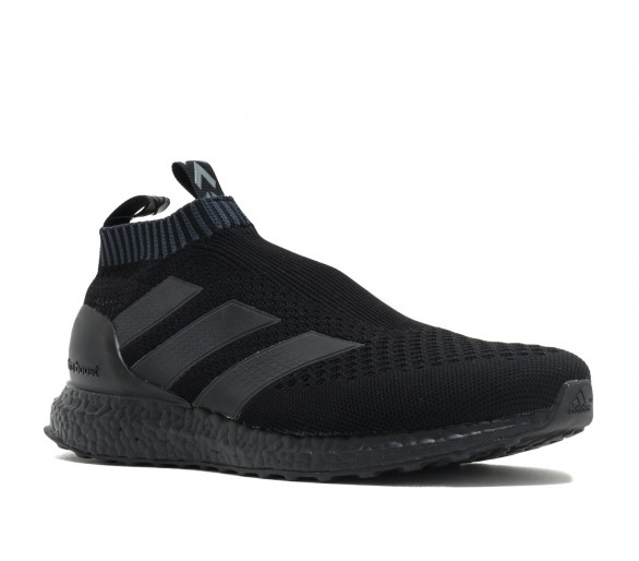 finest selection 002ef 0cbbb Adidas Ultra Boost ACE 16+ PureControl Triple Black