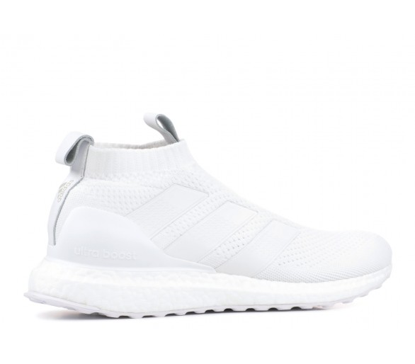 quality design 88b62 0ea8f Adidas Ultra Boost ACE 16+ PureControl Triple White