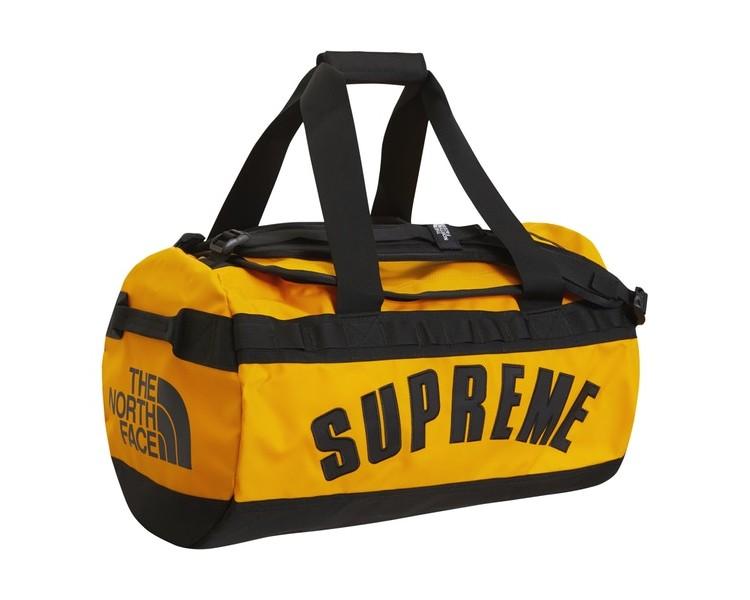 Base Camp Duffle Bag Yellow
