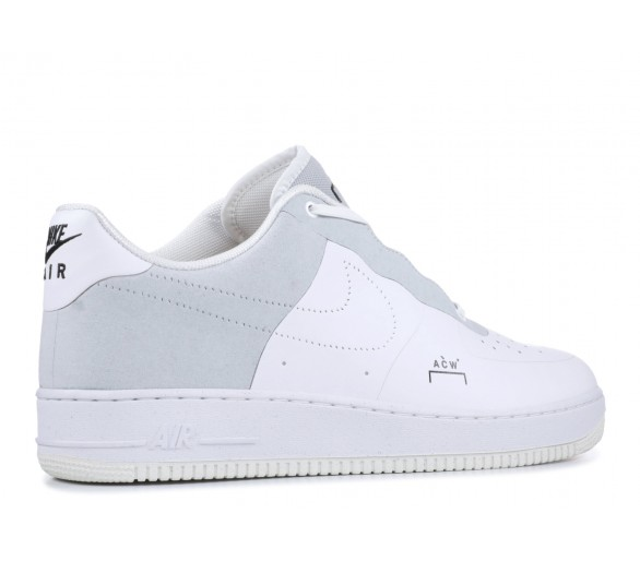 new concept 05396 ef1dc Nike Air Force 1 Low x A Cold Wall White