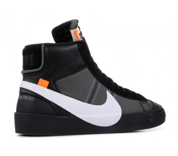 promo code cdea8 a56f0 Off-White x Nike Blazer Mid Grim Reaper (Black)