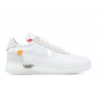 OffWhite x Nike Air Force 1 Low White OG