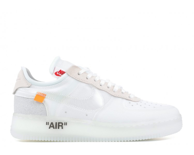 Off-White x Nike Air Force 1 Low White OG