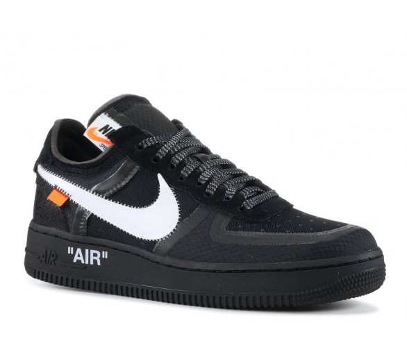 Air 1 Nike X Off Low Force WhiteBlack rdxBQCeoW
