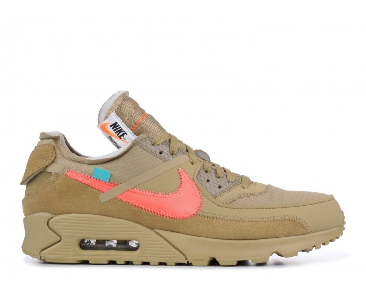 Legit check: off whites Nike air Max 90 desert ore : Sneakers