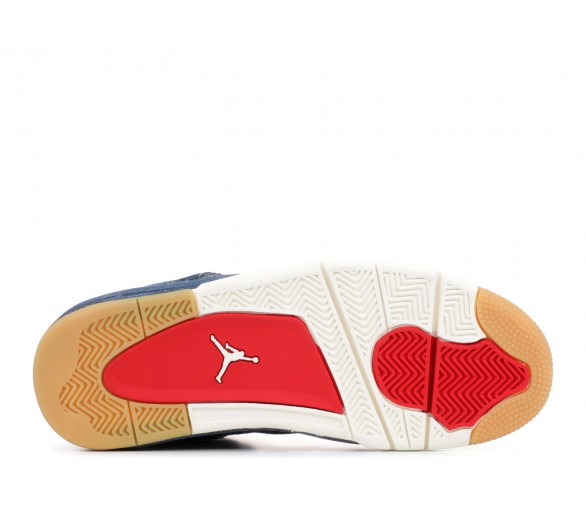 timeless design 0de5c 939ff Air Jordan 4 Retro Levi's Denim
