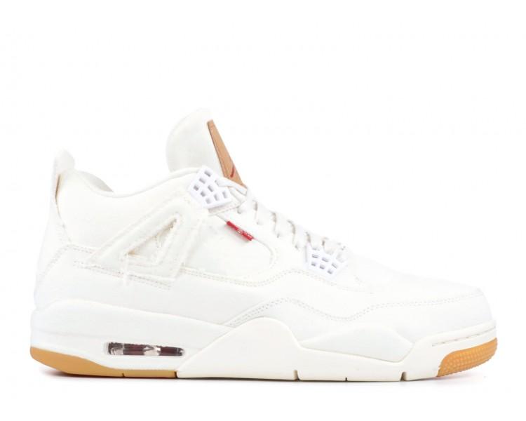 7bc1e200b7948c Imágenes de Nike Jordan Retro 4 Levis